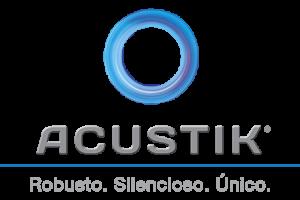 Acustik – Robusto | Silencioso | Único